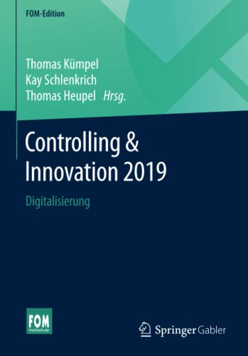 Controlling Innovation 2019